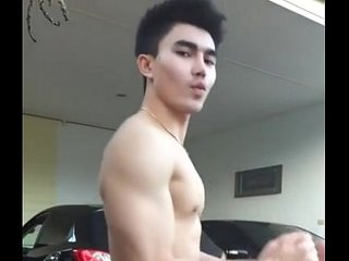 Boy beutiful six pack dance sexy HIGH