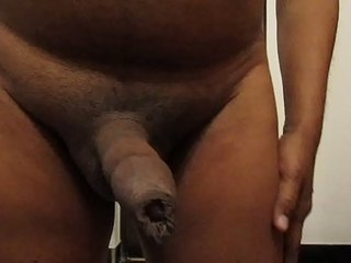 Indian cock cumming for lovely females out there on XVideos