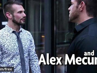 (Alex Mecum, Chris Harder) - Married Men Part 3 - Str8 to Gay - Trailer preview - Men.com