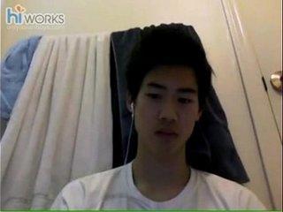 Korean Guy Jerk Off 6