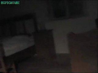 Sleeping Boy Gets Handjob Cam