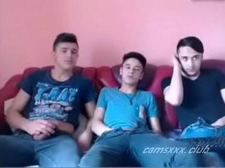 3 Cute Boys Go Gay, Damn That Hairy Big Ass - camsxxx.club