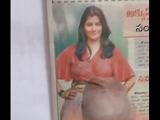 Cum Tribute to Busty Varalakshmi Sarathkumar