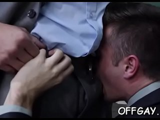 Office homosexual sex and orall-service