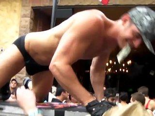 Sexy Male Stripper - ClassyGay.tumblr.com