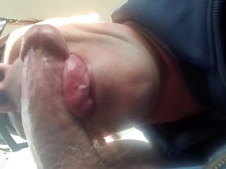 grandpa cums hard in twink mouh