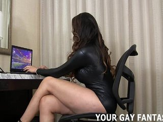 I want to dominate your virgin asshole