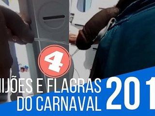 Mijões e Flagras do Carnaval 2018 #4 - DITADURAG.COM