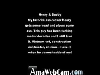 Henry and I - amawebcam.com/gay